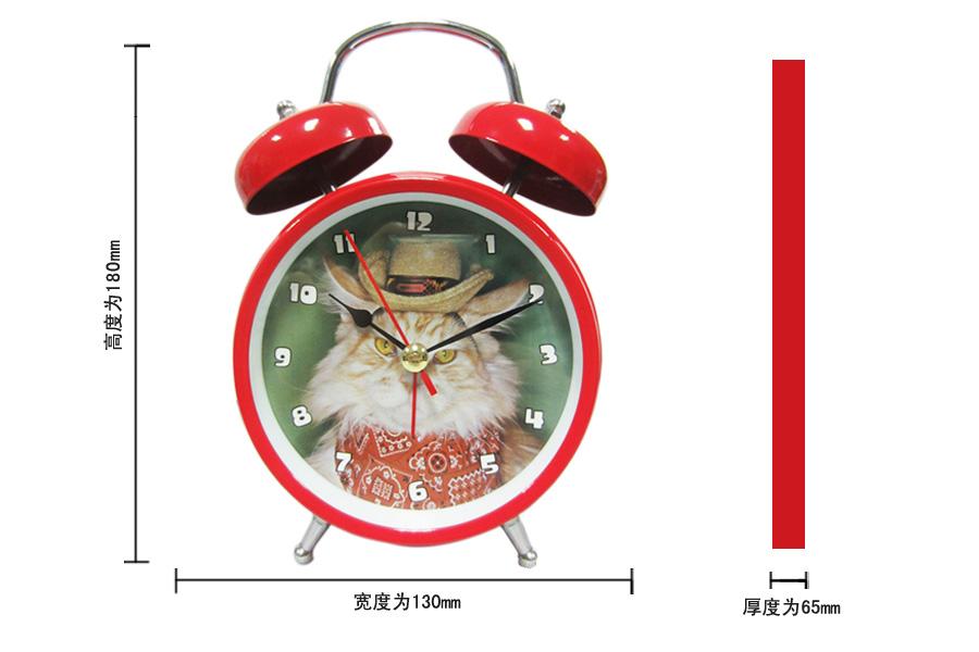 gd601模拟动物叫声打鸣高级闹钟-闹钟-东莞金钟宝