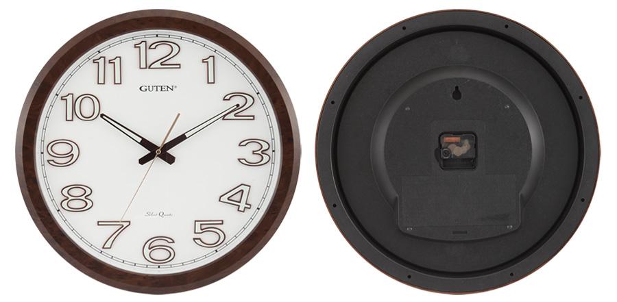 夜光欧式复古挂钟