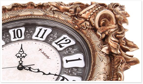 批发采购钟-欧式皇家风格客厅卧室静音挂钟